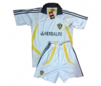 football-shape-los-angeles-galaxy