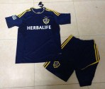 LA Galaxy away sport uniforms 2014